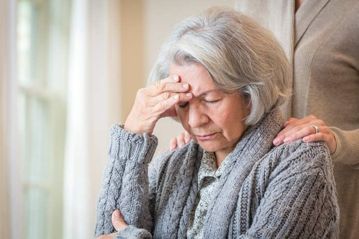 Older adults are more likely to experience tension-type and medication overuse headaches than younger adults.