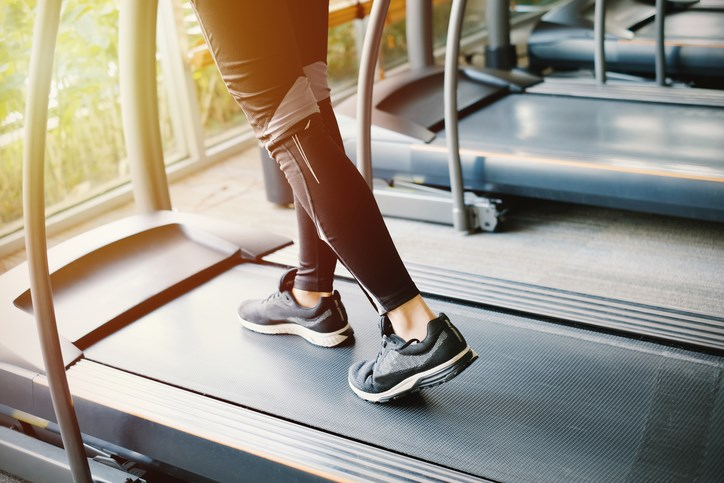 Treadmill Walking Associated With Improved Ambulation in Rett Syndrome