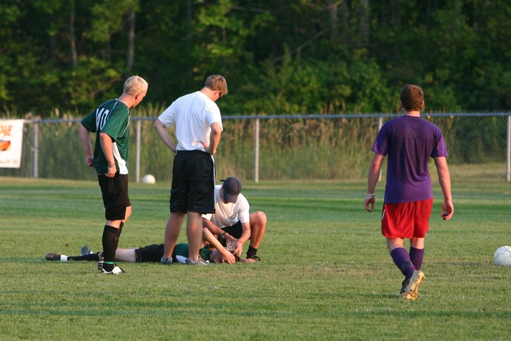 Brain Health in Contact Sports: Putting It All on the Line