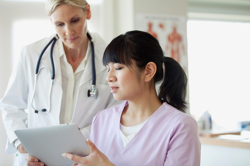 Scribes Improve Physician Workflow, Patient Interaction