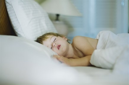Children With Autism More Often Have Sleep Problems