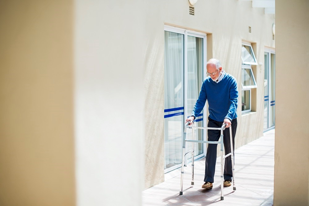Researchers sought to identify patients at risk for freezing of gait.
