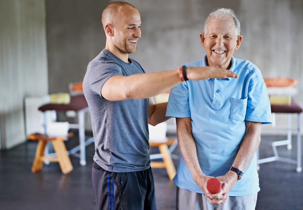 Multidisciplinary rehab programs that combine motor, cognitive, and aerobic rehab may benefit quality of life in patients with Parkinson disease.