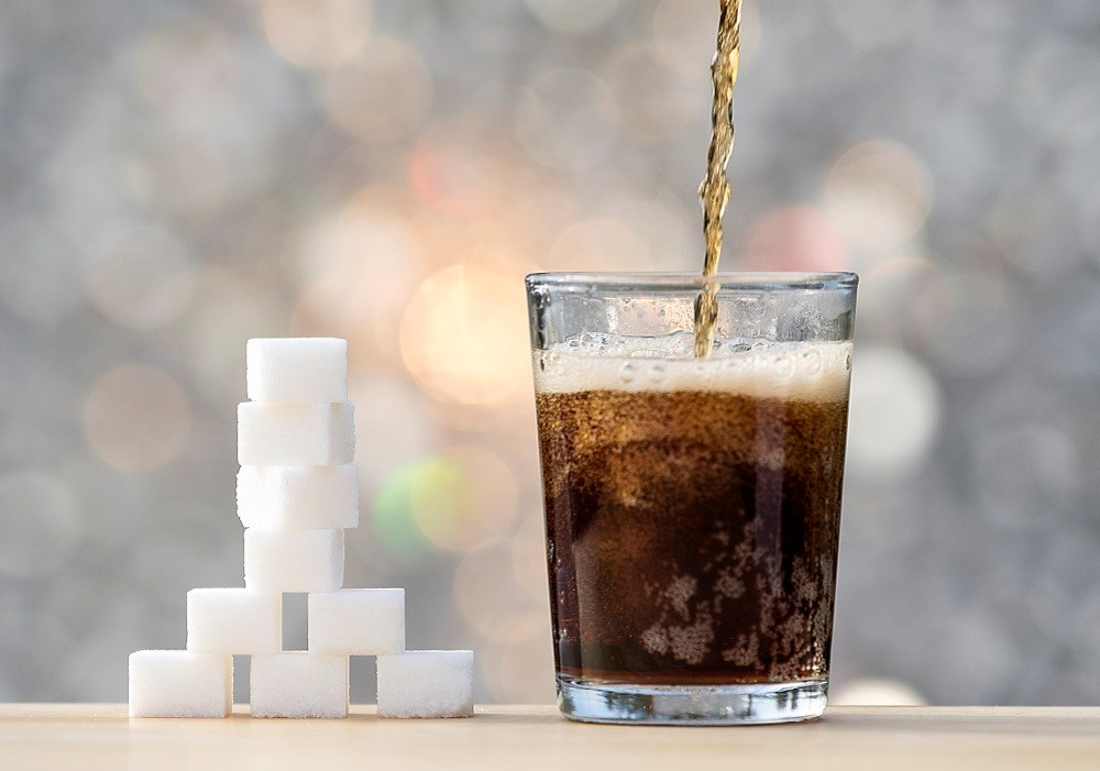 Sugary Drinks, Other Added Sugars May Up Risk for Alzheimer Disease