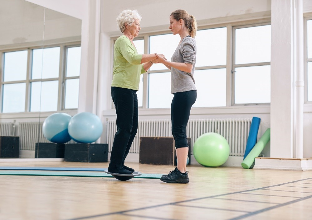 Improved Balance in MS With Vestibular-Focused Rehab