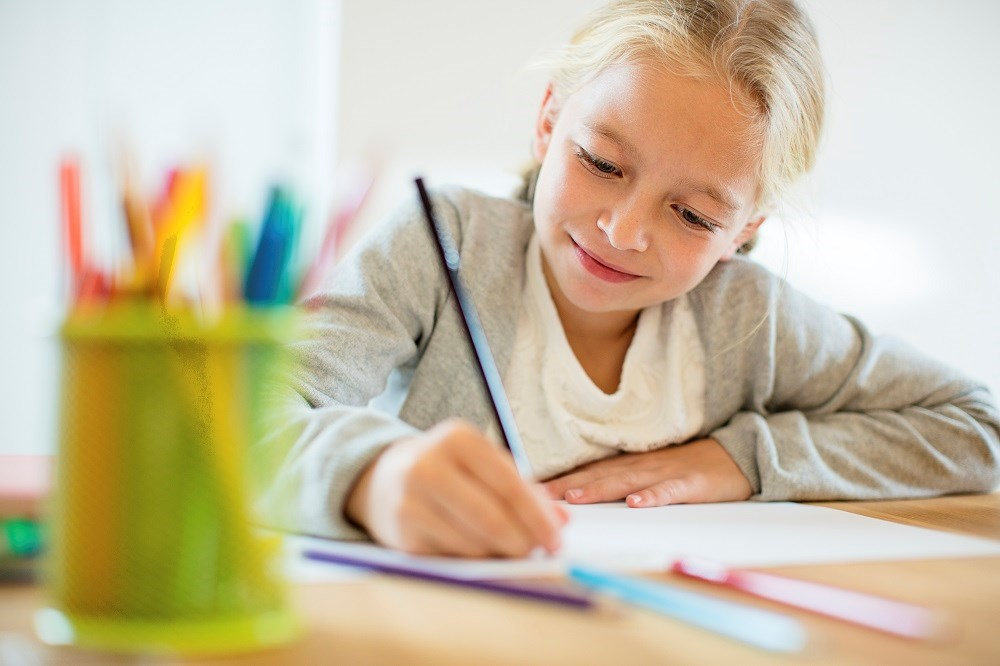 Early Talk, Interaction Predicts School-Age Language Outcomes