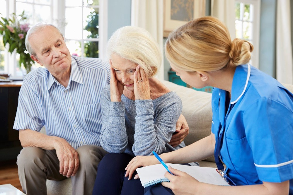 Research team used novel algorithms to ID early symptoms of health declines in dementia patients.