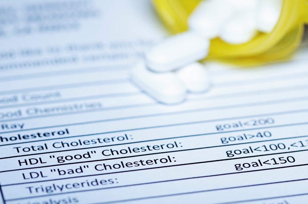 Risk of cognitive decline is reduced for older patients with high cholesterol.
