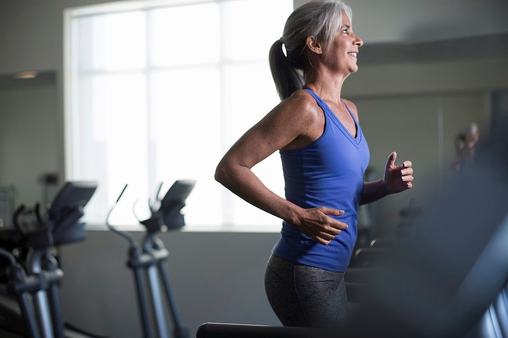 Dementia Risk Reduced in Women With High Midlife Cardiac Fitness