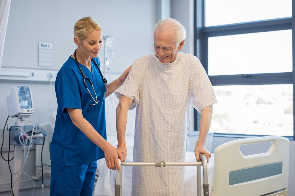 Patients in a systematic voiding program for post-stroke incontinence found it to be helpful.