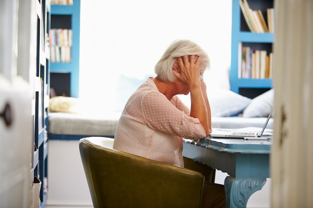 The researchers observed a positive correlation between clinically significant anxiety and future dementia.