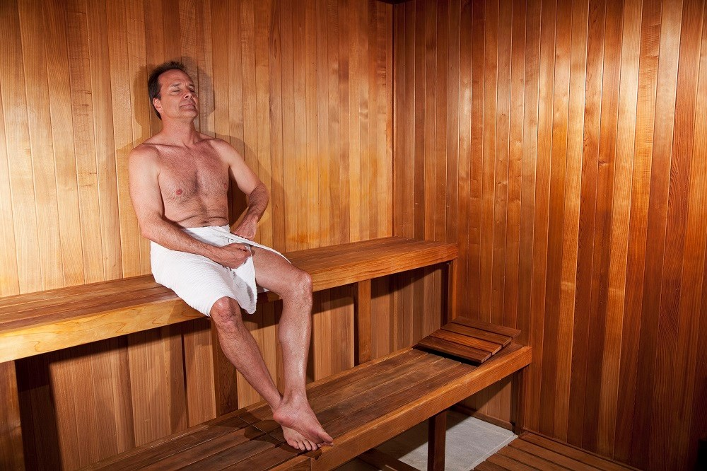 Frequent sauna bathing is associated with reduced risk of future stroke.