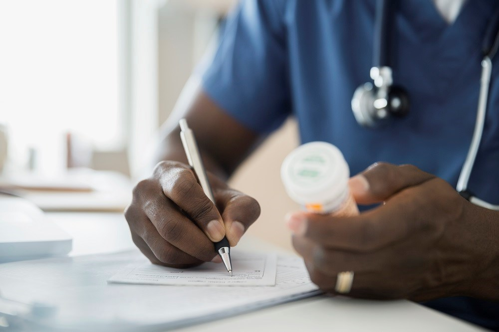Peer Comparisons Can Decrease Risky Prescribing Patterns