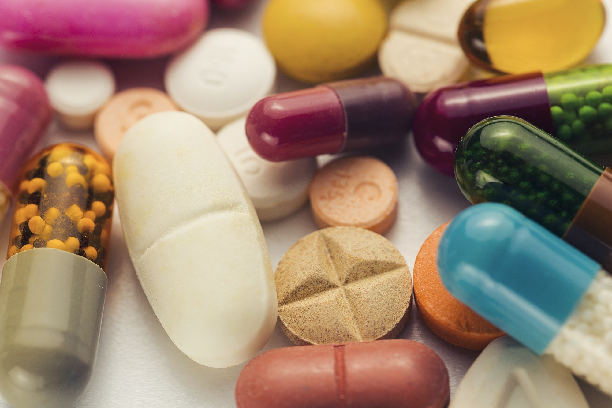 One-Third of U.S. Children, Teens Use Dietary Supplements