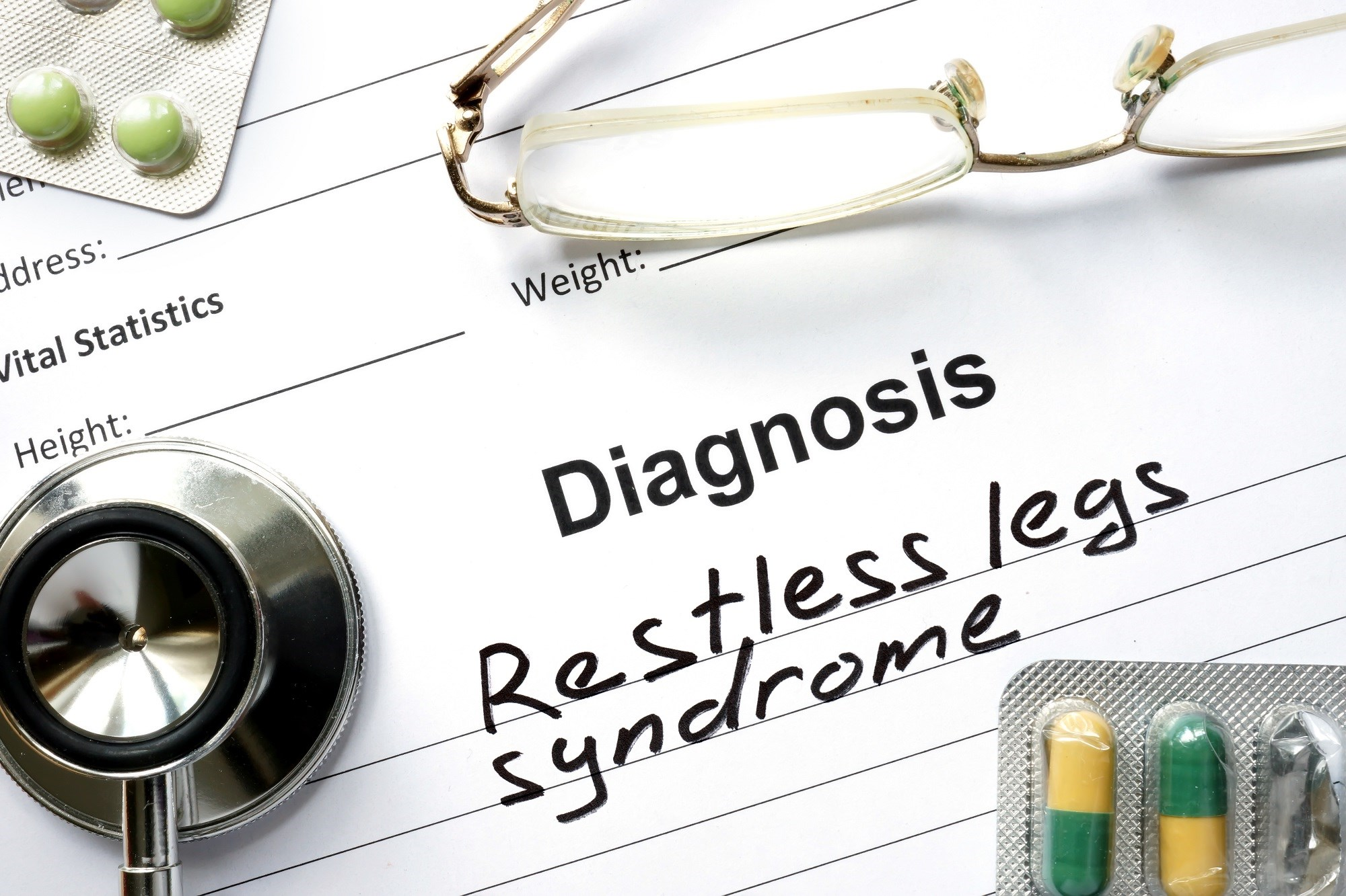 Restlessness was associated with sleep disturbances, disease severity, and depressive symptoms in patients with Parkinson disease.