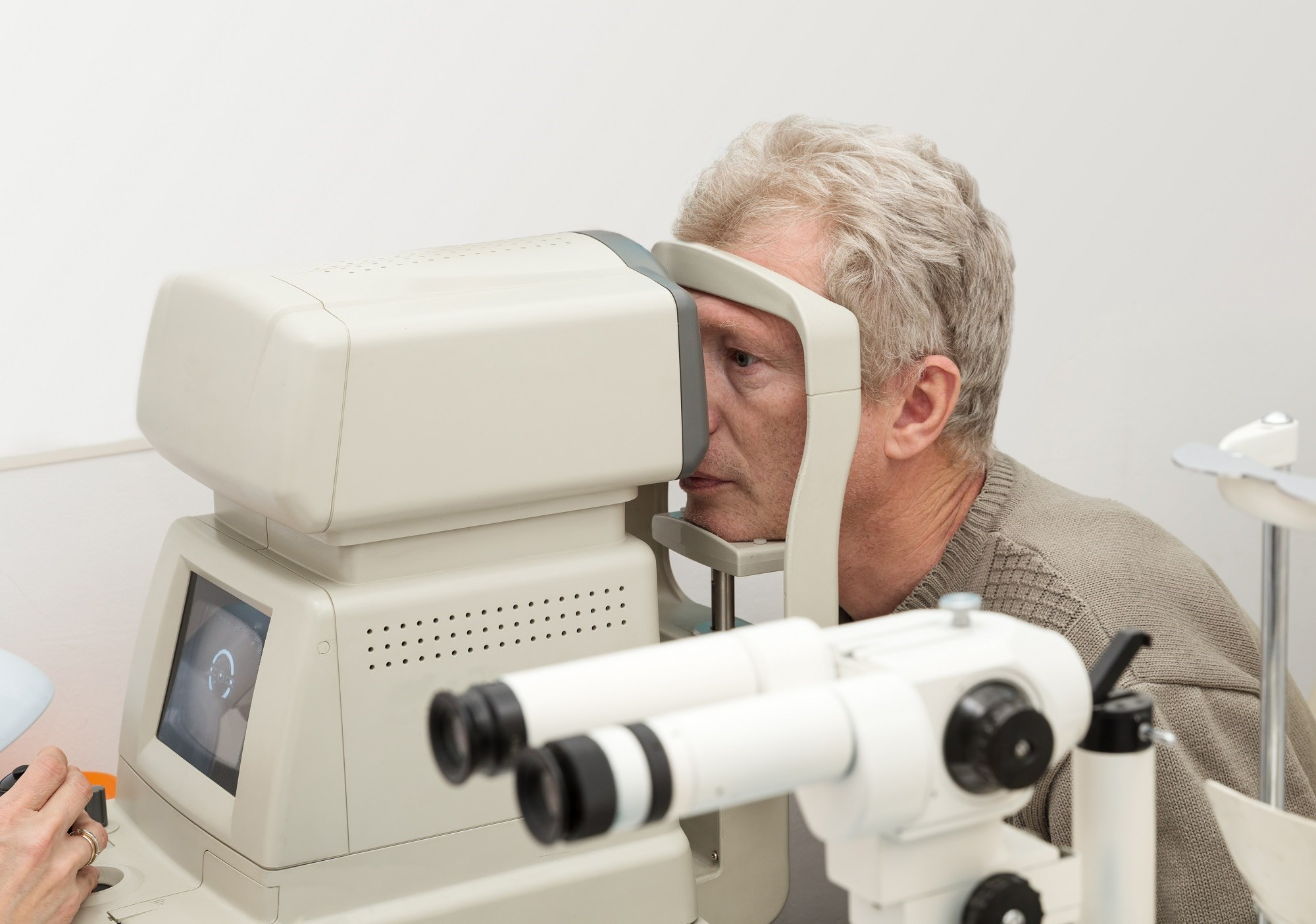Retinal Thinning Might Indicate Early Stages of Parkinson Disease