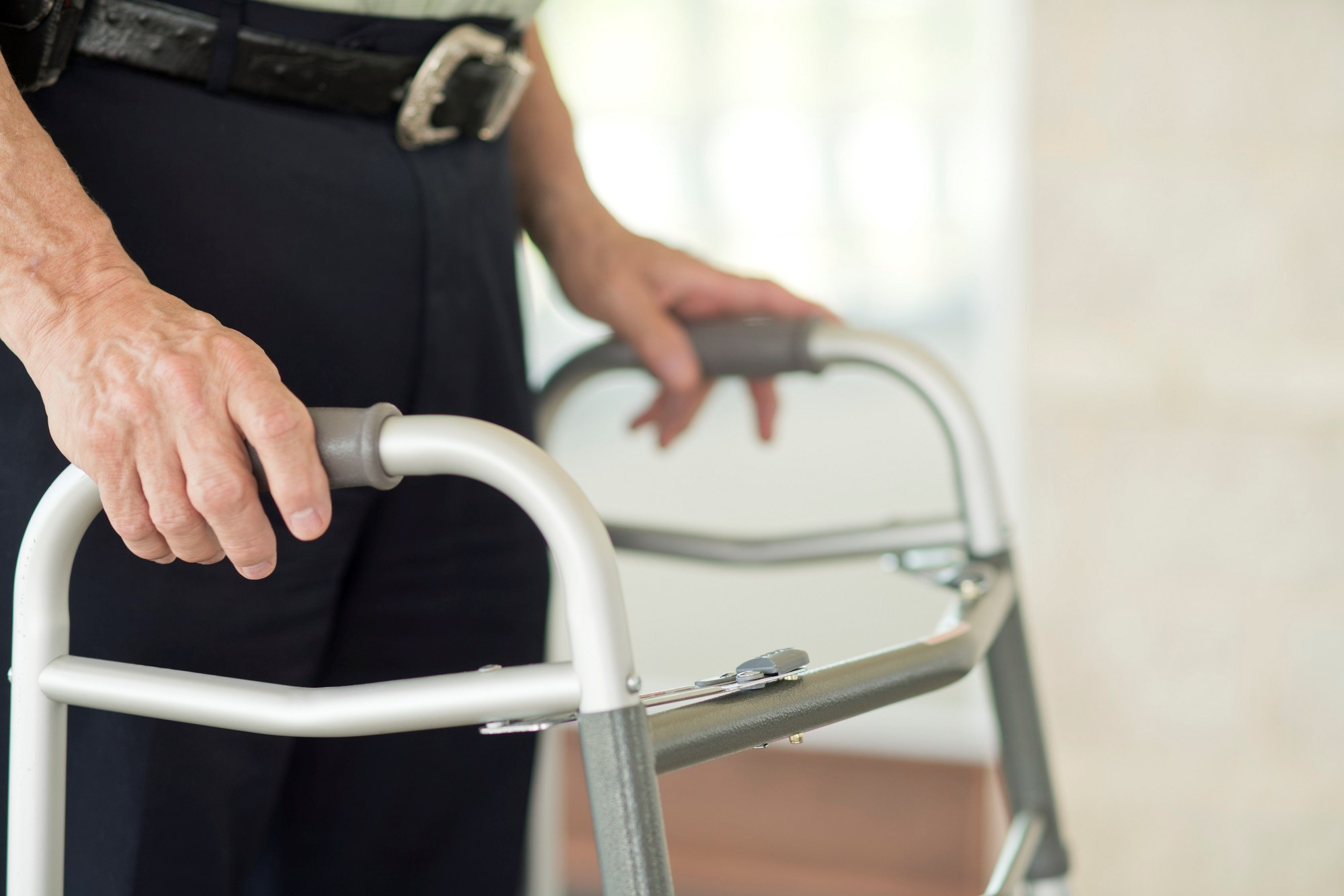 Use of Walking Aids May Predict Participation Levels in Patients With MS