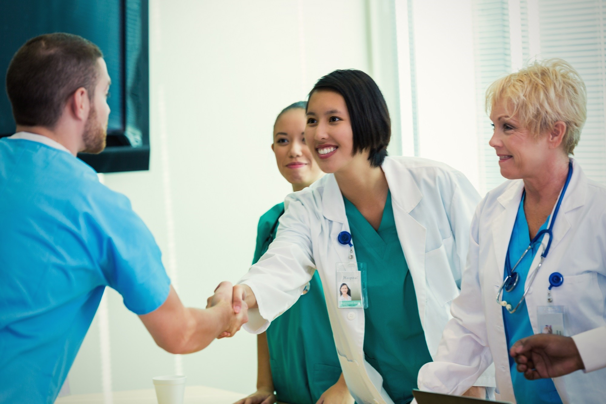 Interviews Can Help Ensure Physician Candidates Fit Culture