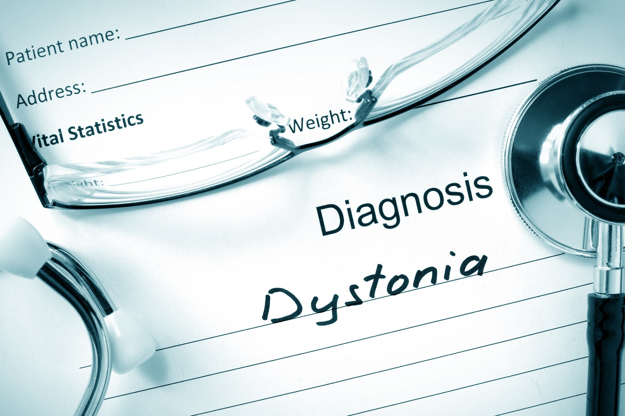 At 1-month after deep brain stimulation, all participants showed an immediate response for dystonia.