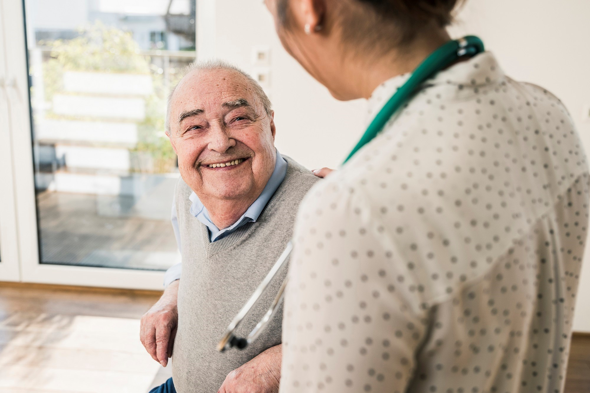 In-home services such as help with household chores and caregiver respite will be available to seniors with private Medicare Advantage plans in more than 20 states next year.