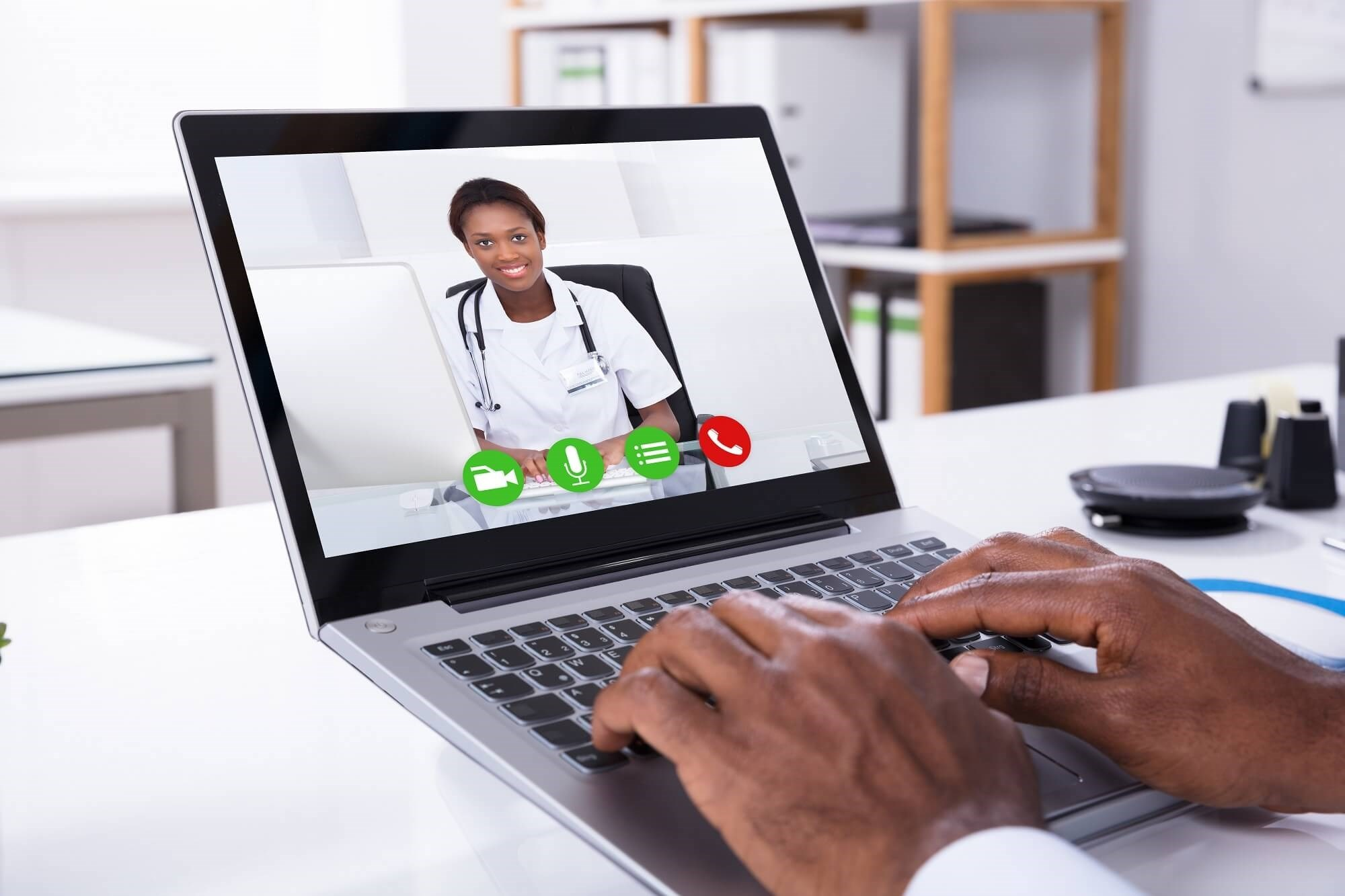 Virtual video visits can effectively replace office visits for selected patients across medical specialties without sacrificing quality of care or patient-physician communication.