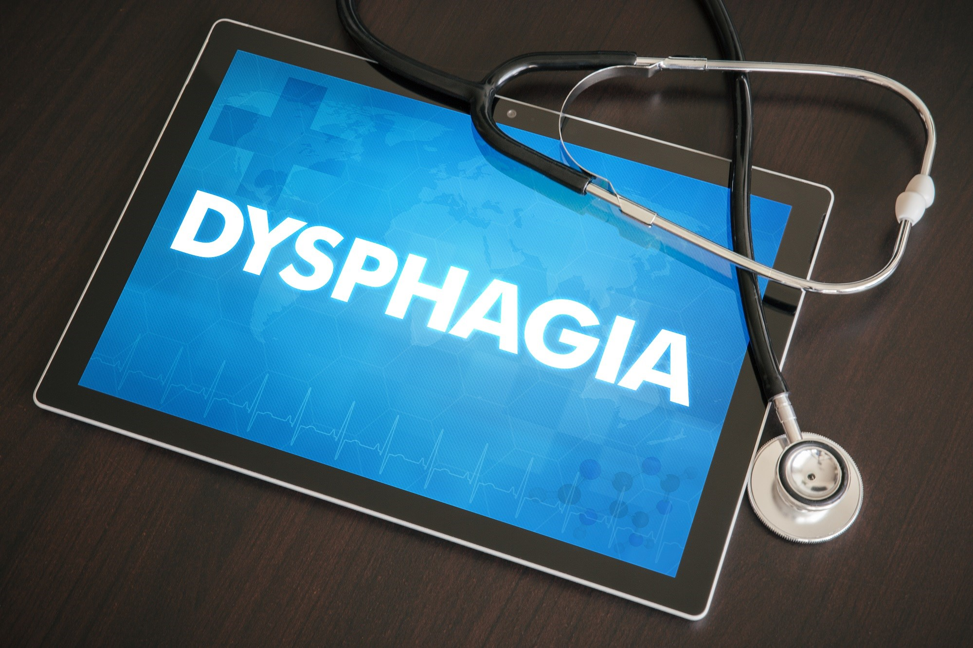 The Munich dysphagia test–Parkinson disease is a 26-question self-reported screening tool to detect dysphagia in patients with Parkinson disease.