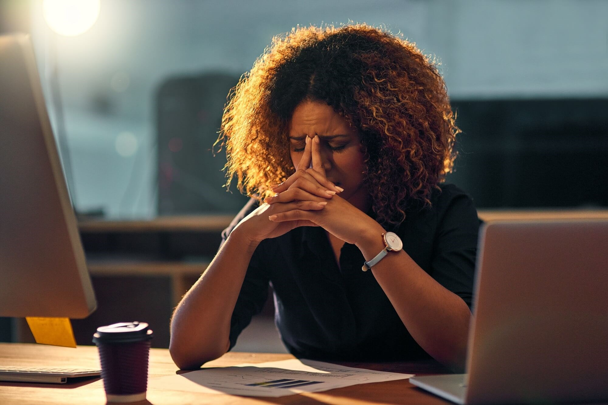 Female Neurologists Have Higher Job Burnout Than Male Neurologists