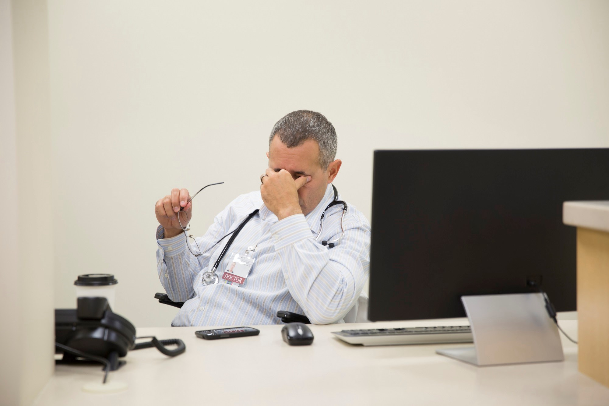 Stress related to use of health information technology is common and predictive of burnout among physicians.
