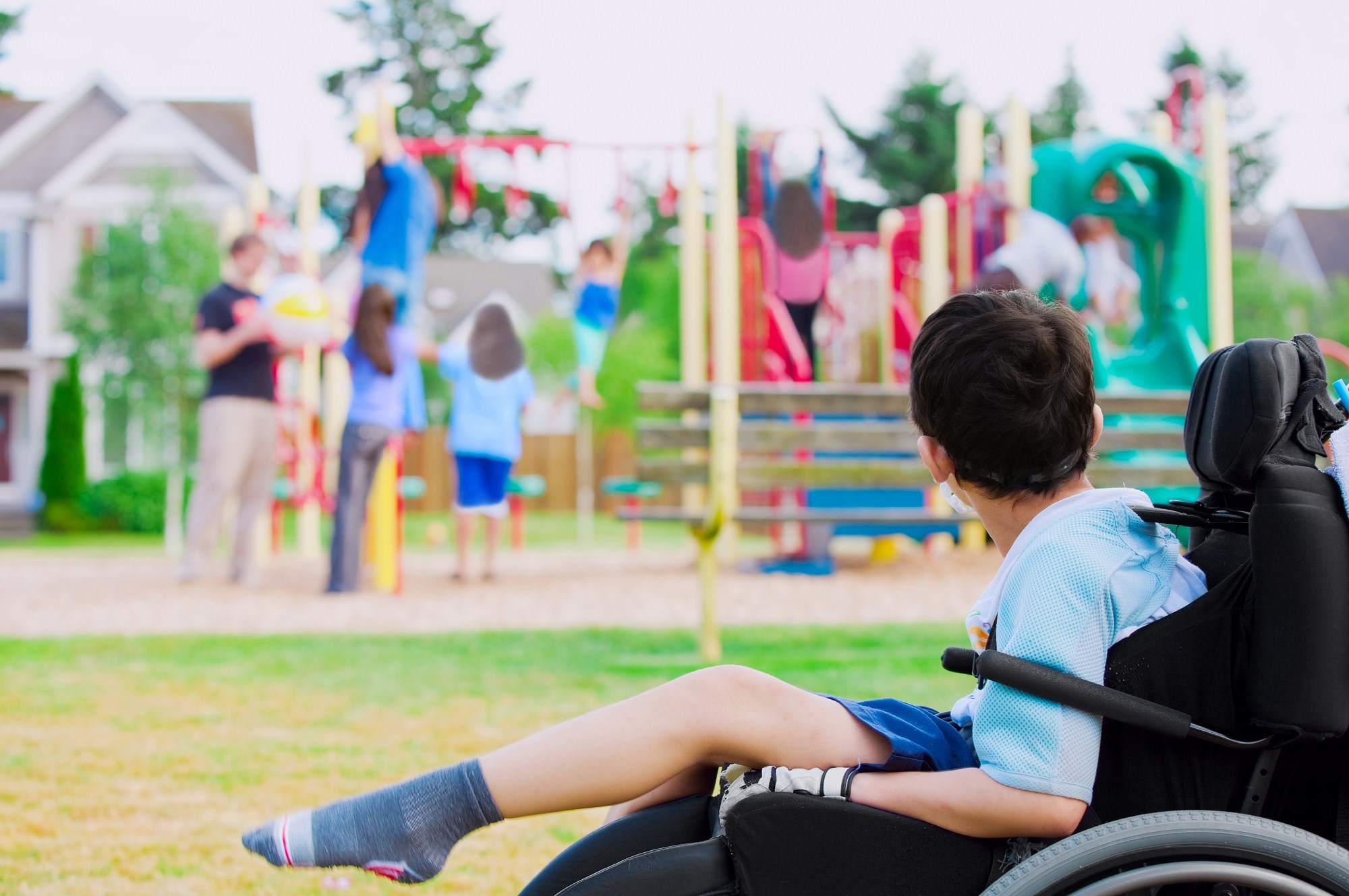Adults with cerebral palsy have an increased risk for depression and anxiety.