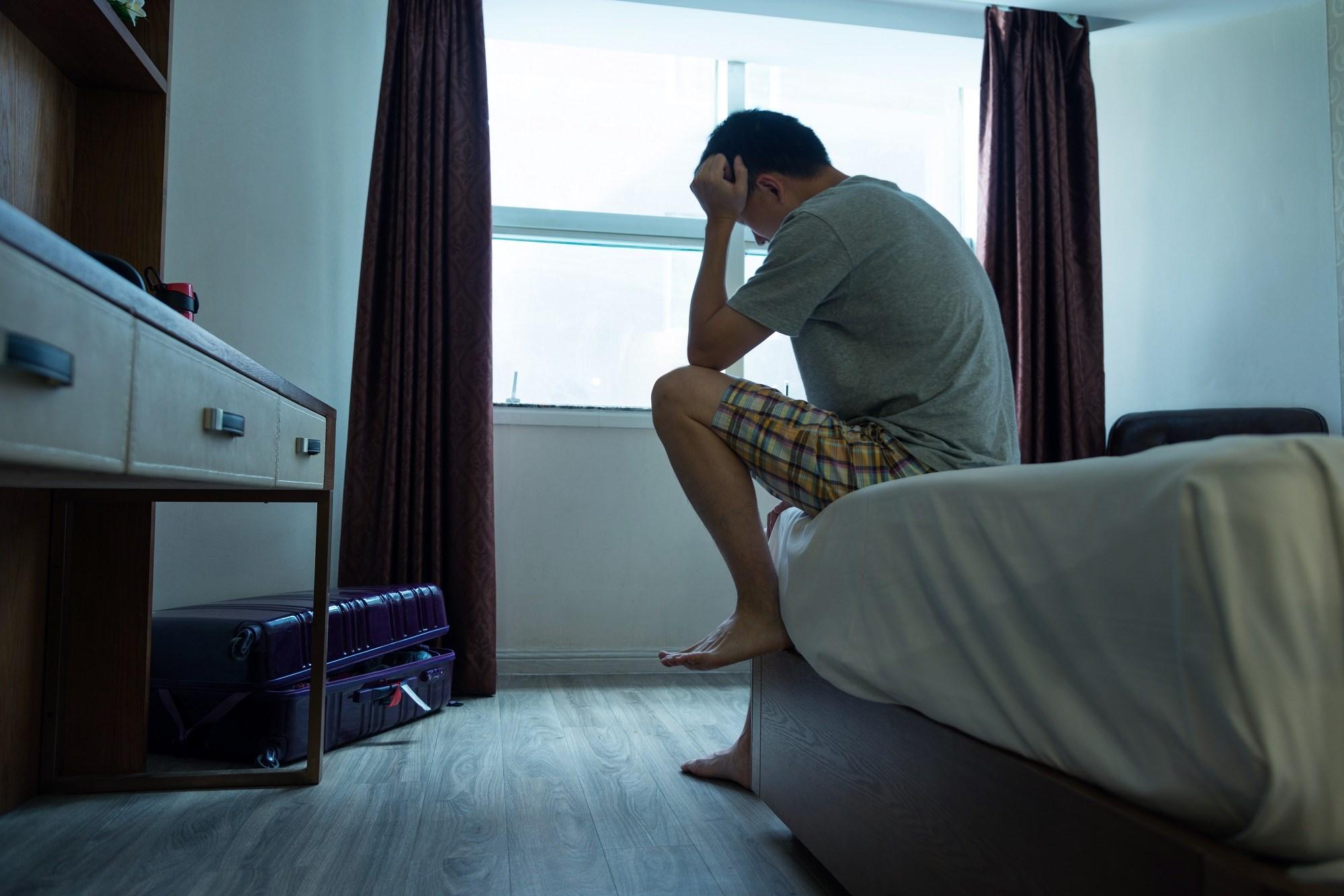 Study IDs Risk Factors for Violent Sleep Disorder