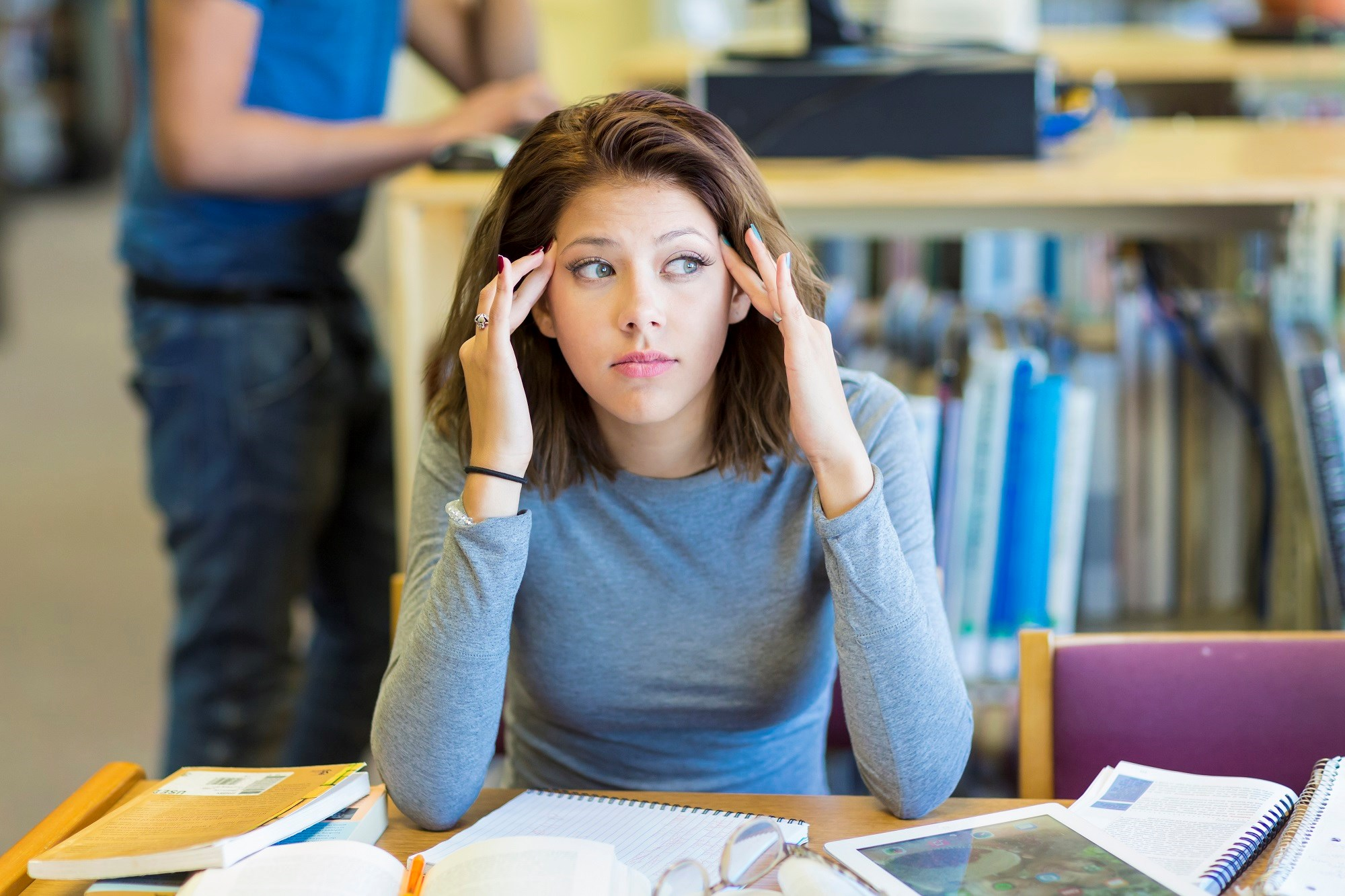Migraine Associated With Self-Reported ADHD Symptoms in University Students